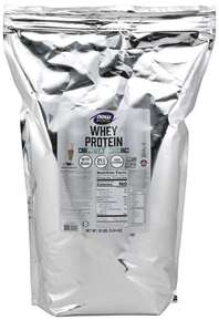 NOW SPORTS - WHEY PROTEIN ISOLATE - 4536 Г Код на продукт: NF2177